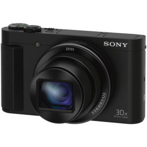 【商品名:】【中古】SONY製 Cyber-shot DSC-HX90V ブラック 1820万画素 ...