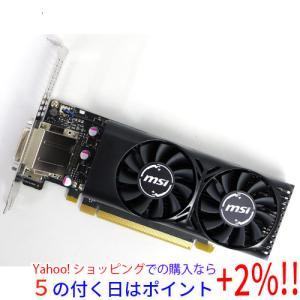 【商品名:】【中古】MSI製グラボ GTX 1050 Ti 4GT LP PCIExp 4GB / ...