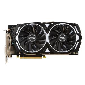MSI GeForce GTX 1060 ARMOR 3G OCV1 グラフィックスボード VD6142