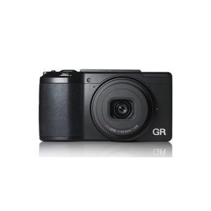 【商品名:】【中古】RICOH製 デジタルカメラ GR II Premium Kit ブラック 16...