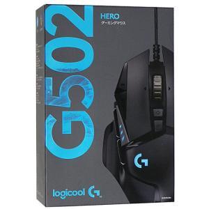 【中古】ロジクール G502 HERO Gaming Mouse G502RGBh 未使用