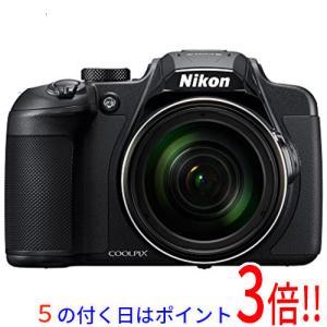 【商品名:】【中古】Nikon デジタルカメラ COOLPIX B700BK ブラック 2029万画...