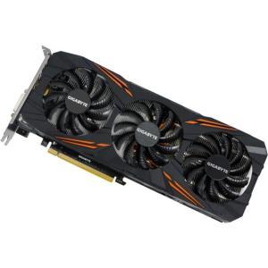 GIGABYTE ビデオ NVIDIA GeForce GTX 1080搭載  オーバークロック ゲーミングモデル GV-N1080G1 GAMING-8GD