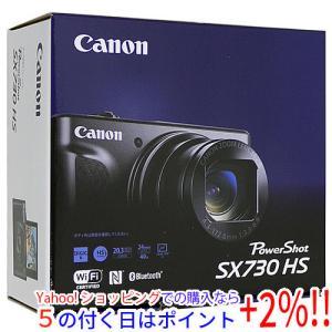 【商品名:】【中古】Canon製 PowerShot SX730 HS シルバー 2030万画素 元...