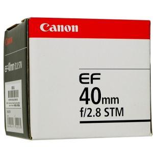 【キャッシュレスで5%還元】【中古】Canon 単焦点レンズ EF40mm F2.8 STM WH ...