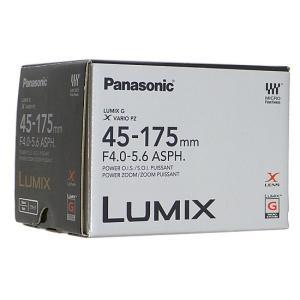 【キャッシュレスで5%還元】【中古】Panasonic カメラ用交換レンズ H-PS45175-K ...