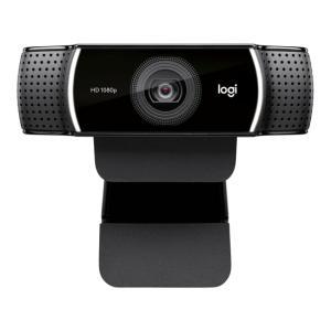 【中古】ロジクール Webカメラ フルHD Pro Stream Webcam C922n ブラック...