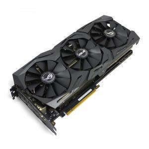 【中古】ASUS製グラボ ROG-STRIX-RTX2070S-A8G-GAMING PCIExp ...