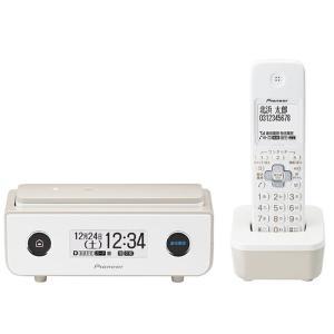 Pioneer■デジタルコードレス電話機 子機1台付き■TF-FD35W-TY■新品未開封