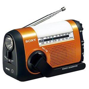 SONY製 手回し充電FM/AMポータブルラジオ...の商品画像