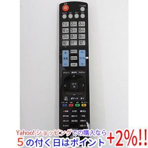 【キャッシュレスで5%還元】【中古】LGエレクトロニクス テレビリモコン AKB73275643
