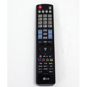 【キャッシュレスで5%還元】【中古】LGエレクトロニクス テレビリモコン AKB72914263 本体いたみ|excellar-plus