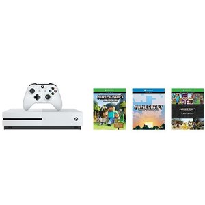 Microsoft Xbox One S 500GB(Min...