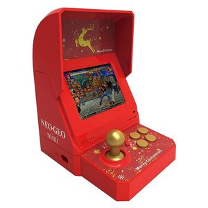 【商品名:】SNKプレイモア NEOGEO mini Christmas Limited Editi...