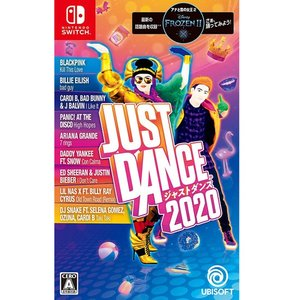 【キャッシュレスで5%還元】【ゆうパケット発送】ジャストダンス2020(JUST DANCE 202...