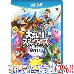 【商品名:】【キャッシュレスで5%還元】【中古】大乱闘スマッシュブラザーズ Wii U / 【商品状...