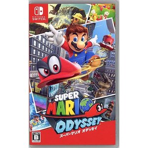 【商品名:】【キャッシュレスで5%還元】【中古】スーパーマリオ オデッセイ Nintendo Swi...