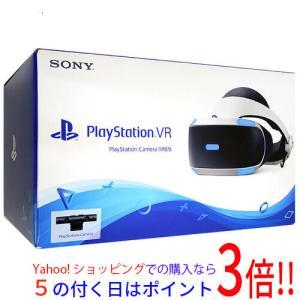 【商品名:】【中古】SONY PlayStation VR PlayStation Camera同梱...