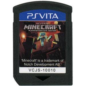 【商品名:】【中古】Minecraft: PlayStation Vita Edition  ソフト...
