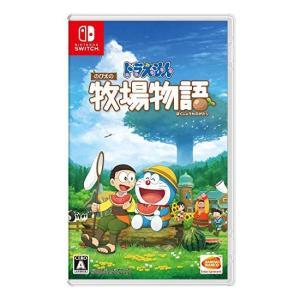 【商品名:】【中古】ドラえもん のび太の牧場物語 Nintendo Switch / 【商品状態:】...