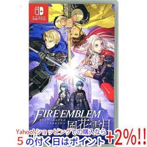 【商品名:】【キャッシュレスで5%還元】【中古】ファイアーエムブレム 風花雪月 Nintendo S...