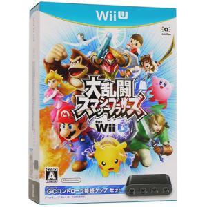 【商品名:】【キャッシュレスで5%還元】【中古】大乱闘スマッシュブラザーズ for Wii U ゲー...