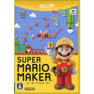 【中古】【ゆうパケット発送】スーパーマリオメーカー Wii U ケースいたみ