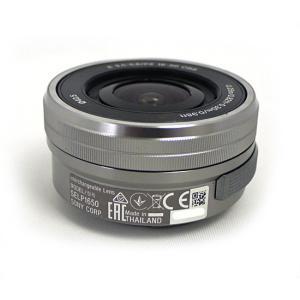 【商品名:】【中古】SONY E PZ 16-50mm F3.5-5.6 OSS SELP1650 ...