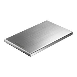 アイ オー データ 外付けポータルブルHDD カクうす7 銀 500GB HDPU-UT500S