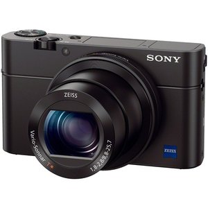 【商品名:】【中古】SONY製 Cyber-shot DSC-RX100M3 ブラック 2010万画...