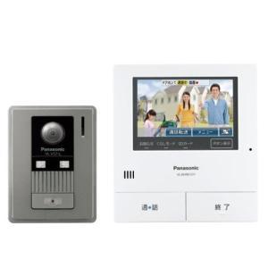 Panasonic テレビドアホン VL-SVD501KL ...
