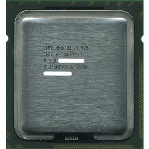Core i7 975 Extreme Edition 3.33GHz 6.4GT/s SLBEQ