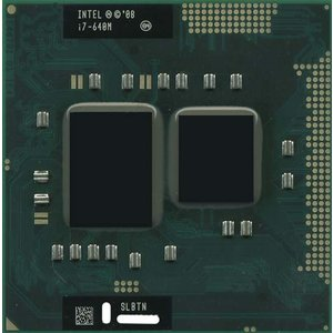 【商品名:】【中古】Core i7 Mobile I7-640M 2.8GHz PGA988 SLB...