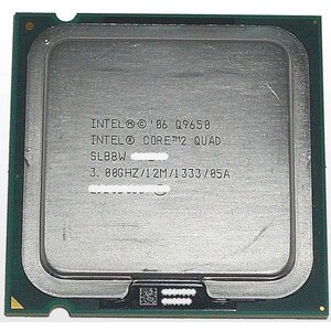 【商品名:】【中古】Core 2 Quad Q9650 3.00GHz FSB1333MHz LGA...