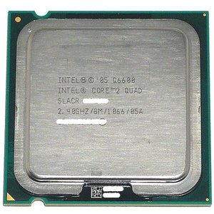 【商品名:】【中古】Core 2 Quad Q6600 2.40GHz FSB1066MHz LGA...