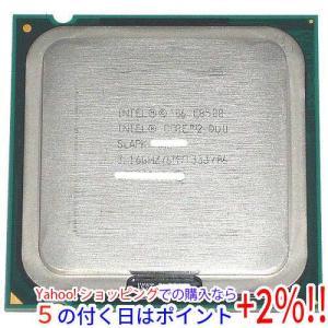 【商品名:】【中古】Core 2 Duo E8500 3.16GHz FSB1333MHz LGA7...
