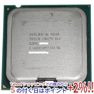 【中古】【ゆうパケット発送】Core 2 Duo E8500 3.16GHz FSB1333MHz ...