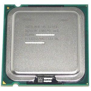 【中古】【ゆうパケット発送】Core 2 Duo E6550 2.33GHz FSB1333MHz ...
