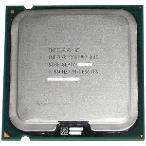 【商品名:】【中古】Core 2 Duo E6300 1.86GHz FSB1066MHz LGA7...