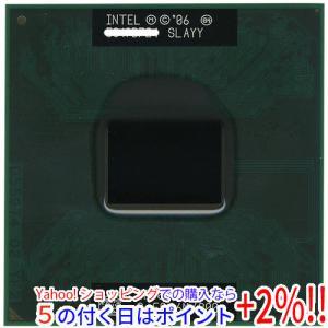 【商品名:】【中古】Core 2 Duo モバイル T9300 2.50GHz FSB800 SLA...