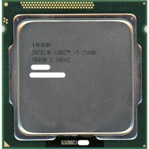 Core i5 2500K 3.3GHz 6M LGA1155 95W SR008