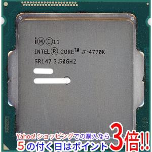 【商品名:】【中古】Core i7 4770K Haswell 3.5GHz LGA1150 SR1...