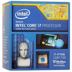 【商品名:】【中古】Core i7 4790K 4GHz LGA1150 SR219 元箱あり / ...