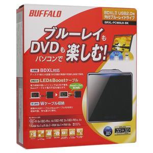 BUFFALO 外付けブルーレイドライブ BRXL-PCW6...