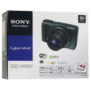 【商品名:】【中古】SONY製 Cyber-shot DSC-HX30V/B ブラック 1820万画...