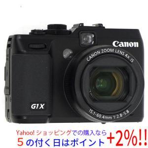 【商品名:】【中古】Canon製 PowerShot G1 X 1430万画素 / 【商品状態:】動...