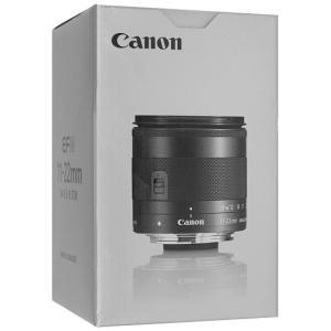 【商品名:】【キャッシュレスで5%還元】【中古】Canon 超広角ズームレンズ EF-M11-22m...