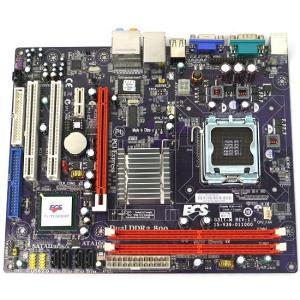 ECS製 MicroATXマザーボード G31T-M REV1.0 LGA775