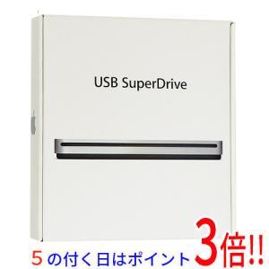 【商品名:】【中古】APPLE DVDドライブ USB SuperDrive MD564ZM/A 元...