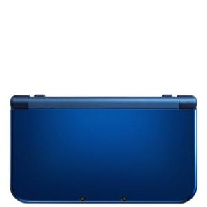 【商品名:】【新品(箱きず・やぶれ)】 Newニンテンドー3DS LL メタリックブルー / 【商品...